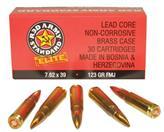 RED ARMY STANDARD Ammunition 7.62X39MM BRASS - 30 COUNT (AM1930B)